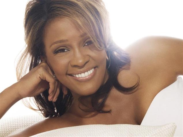 imagen Hoy salen a la venta nuevas canciones de Whitney Houston