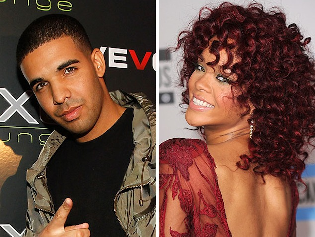 imagen Los Ex-Noviecitos Drake y Rihanna lideran las nominaciones a los MTV Video Music Awards
