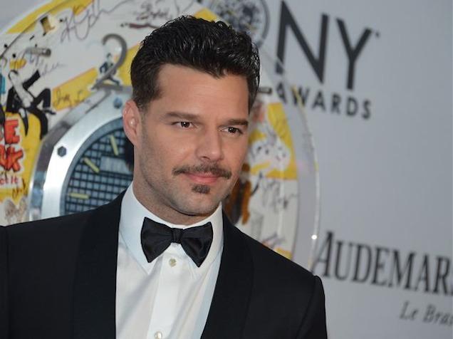 imagen Ricky Martin tendrá su propio programa de televisión en cadena estadounidense