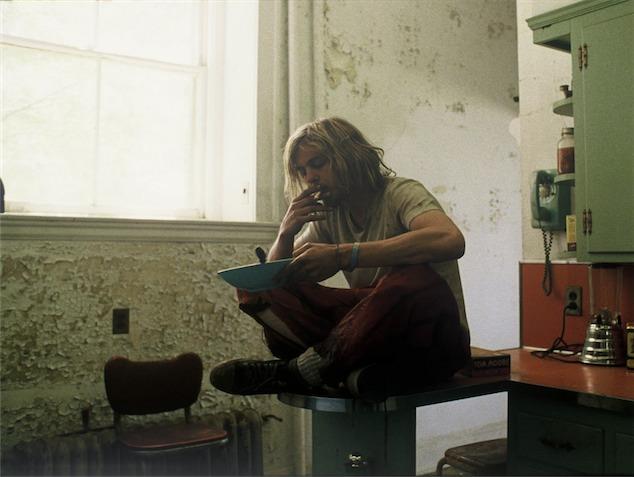 imagen La van decorada por Kurt Cobain vuelve a estar a la venta