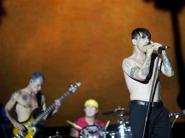 imagen ¡Escucha las nuevas canciones de Red Hot Chili Peppers!