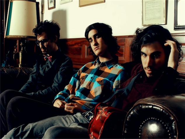 imagen Americania nos enseña el proceso de grabación de su nuevo disco