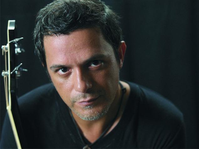 imagen Nuevo disco de Alejandro Sanz el 25 de Septiembre