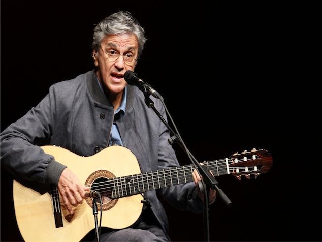 imagen Caetano Veloso es homenajeado a sus 70 años
