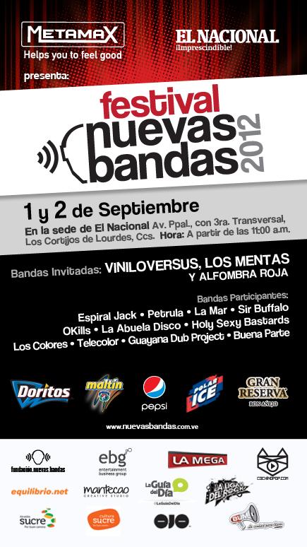 Festival Nuevas Bandas 2012