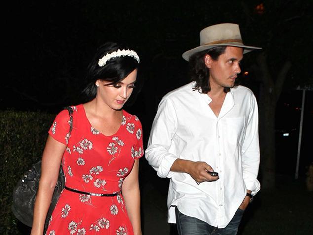 imagen Oh oh…John Mayer y Katy Perry terminaron su relación