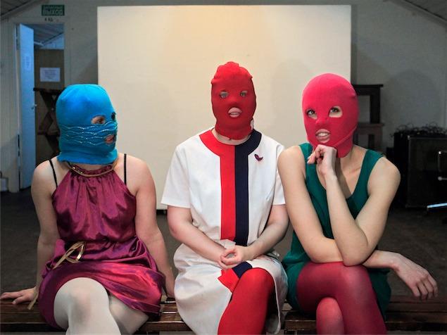 imagen Consejero de Putin cree que la condena a las Pussy Riot será anulada