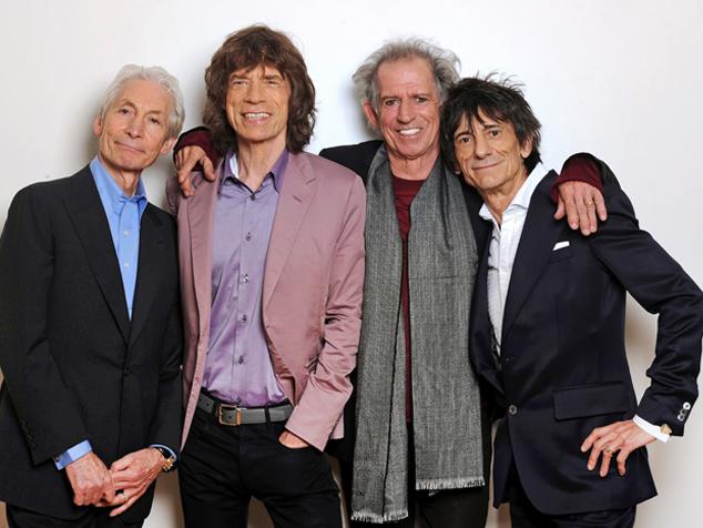 imagen Los Rolling Stones están grabando nuevo material