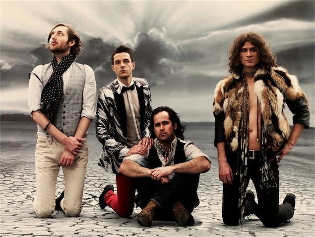 imagen The Killers tocará en American Express Unstaged