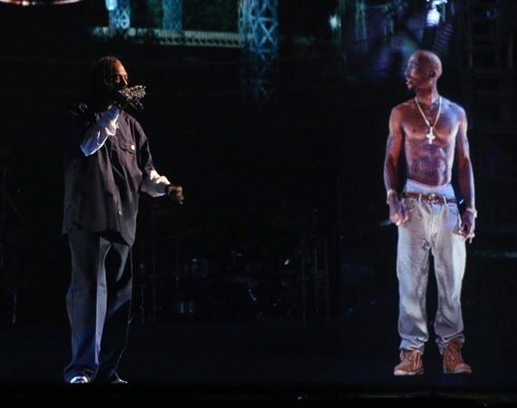 imagen El creador del holograma de Tupac se declara en bancarrota
