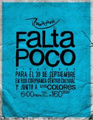 """Rawayana presenta """"Falta Poco"""""""