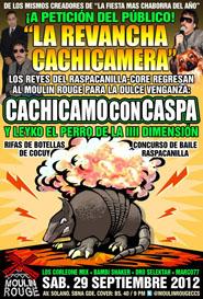 La Revancha Cachicamera