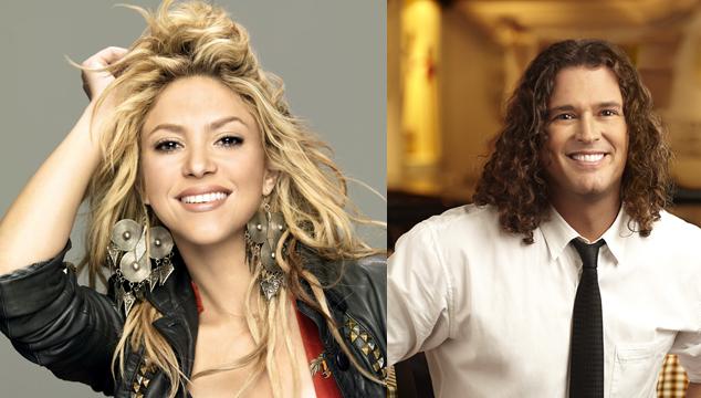 imagen ¿Carlos Vives compuso una canción para Shakira? No exactamente…