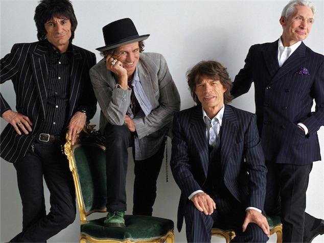 imagen Los Rolling Stones anuncian lanzamiento de 'GRRR!'