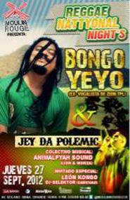 Bongo Yayo & Jey da Polmic en Moulin Rouge Ccs