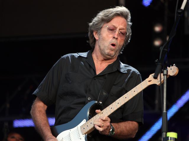 imagen Eric Clapton subastará pintura por $19 millones