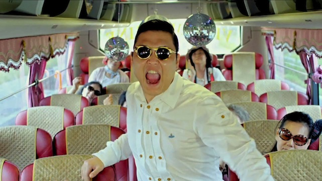 "imagen ""Gangnam Style"", récord Guinness como video más popular de YouTube"