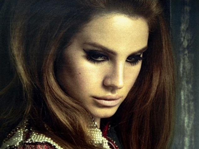 """imagen Escucha la nueva canción de Lana Del Rey, """"Backfire"""""""