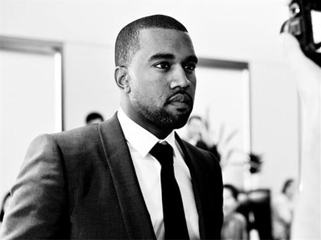 imagen Kanye West rapea sobre el video porno de su novia, Kim Kardashian