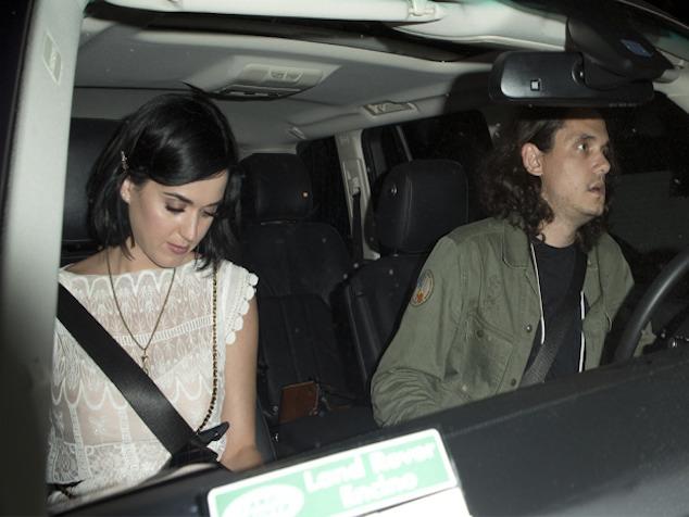 """imagen John Mayer y Katy Perry siguen con el """"Jujú"""""""