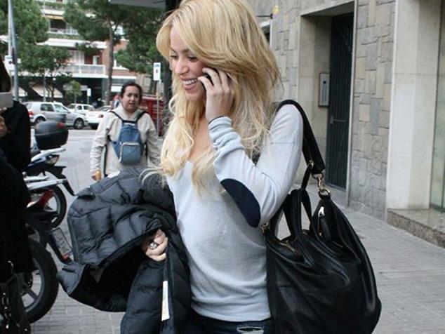 imagen Confirmado: ¡Shakira está embarazada!