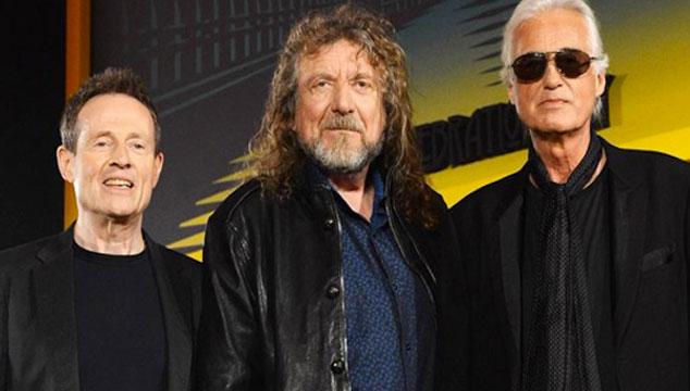 """imagen Led Zeppelin anuncian el estreno de """"Celebration Day"""""""
