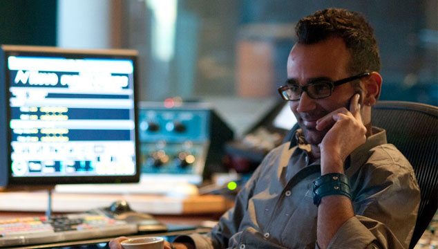 imagen Héctor Castillo productor del nuevo disco de remixes de Phillip Glass junto a Beck