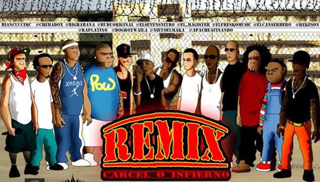 "imagen Descarga un remix del tema de la serie-web ""Cárcel o Infierno"""