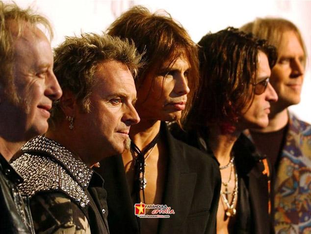 "imagen Aerosmith lanza su nuevo álbum, ""Music from another dimension"""