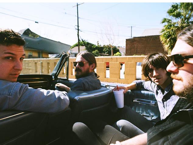 imagen Los Arctic Monkeys podrían estar trabajando en su nuevo álbum