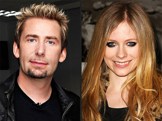 imagen ¡Avril Lavigne y Chad Kroeger ya tienen fecha para su boda!