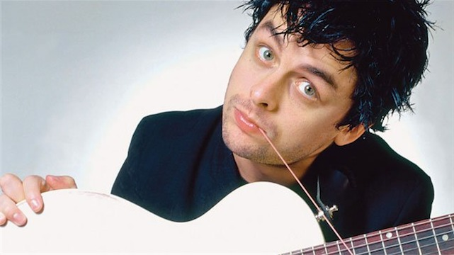 imagen Billie Joe Armstrong de Green Day internado en rehabilitación