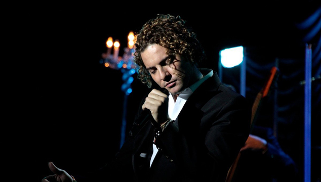 imagen Bisbal trasladó su show acústico al Royal Albert Hall