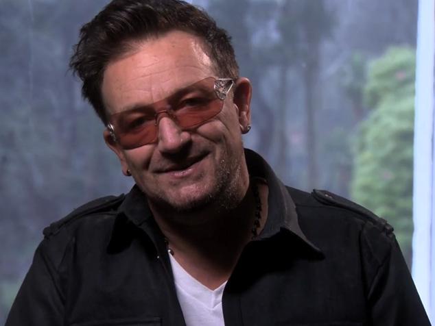 """imagen México distinguirá a Bono con Orden del Águila Azteca """"por labor humanitaria"""""""