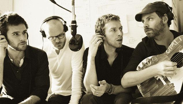 """imagen Coldplay lanza en CD+DVD la gira """"Mylo Xyloto"""""""