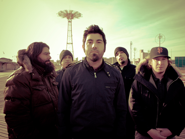 imagen Escucha y descarga 'Leathers', la nueva canción de Deftones
