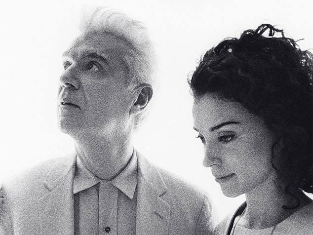 imagen St. Vincent y David Byrne publican el video de 'Who'