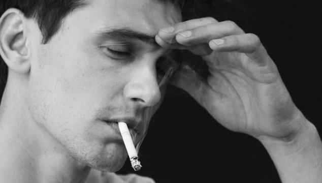 imagen James Franco estrena el video de 'Love in the Old Days'