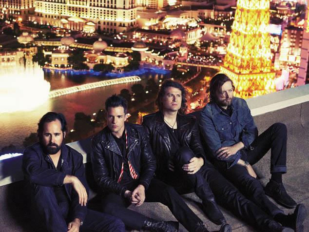 "imagen The Killers da una muestra de ""Battle Born"""