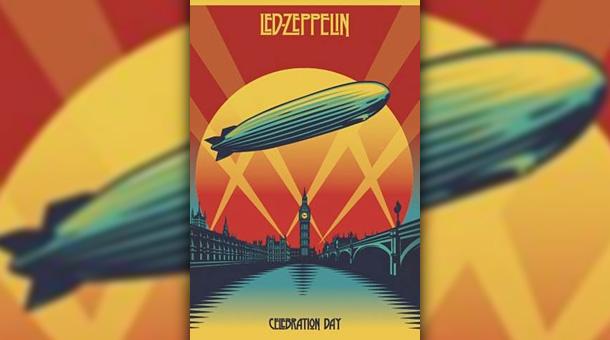 "imagen Led Zeppelin editará ""Celebration Day"", su célebre reunión en vivo de 2007"