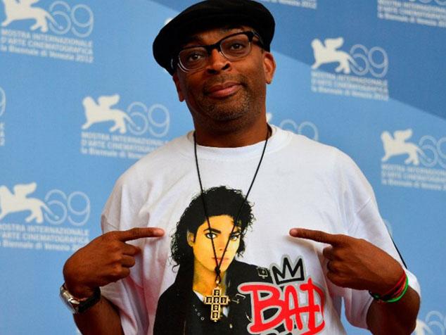 "imagen Spike Lee: ""Quería ser Michael Jackson"""