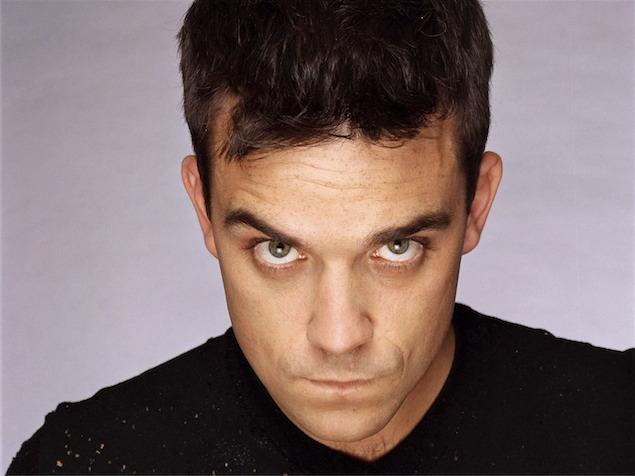 """imagen Robbie Williams lanzará el 5 de noviembre su nuevo álbum """"Take The Crown"""""""