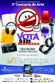 Concierto Vota Sin Mordaza