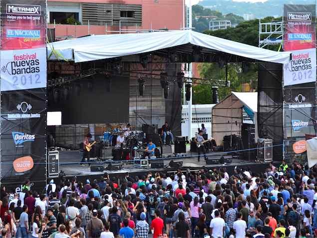 imagen Festival Nuevas Bandas – Resumen Día 1