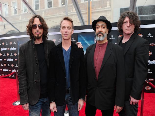 imagen Soundgarden con nuevo disco en Noviembre