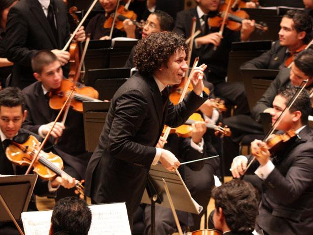 imagen Sinfónica Simón Bolívar dará un concierto por el Día Internacional de la Paz y la No Violencia