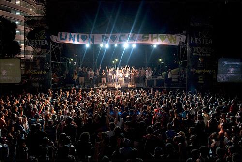 imagen Nominados a los Premios Union Rock Show 2012