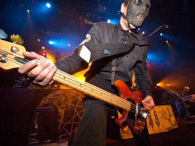 imagen El doctor del bajista de Slipknot es acusado de asesinato múltiple