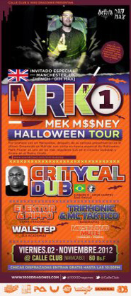 Mek Money Halloween Tour en Maracaibo