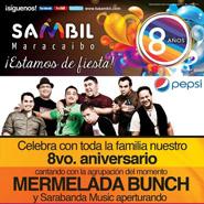Mermelada Bunch en Maracaibo